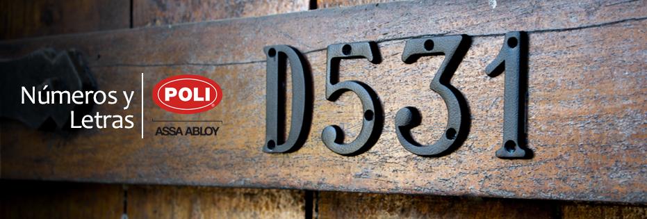 Números y Letras «Colección RÚSTICA»